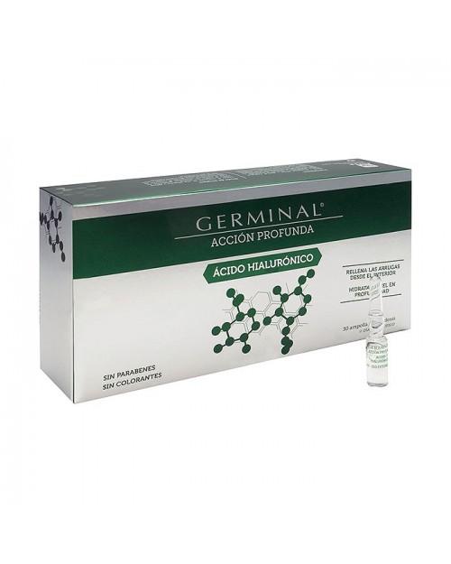 Germinal Ácido Hialuronico Dia 30 Ampollas