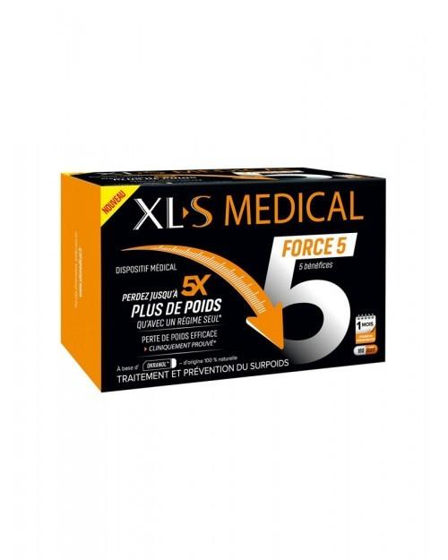 XLS Forte X5 180 Cápsulas